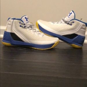 2017 : Championship Season Curry 3s - collector